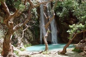 Peloponnesos-natuur