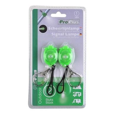 proplus-led-glow-in-the-dark-scheerlijnlampje-2-set-green