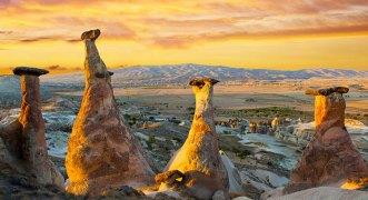cappadocie