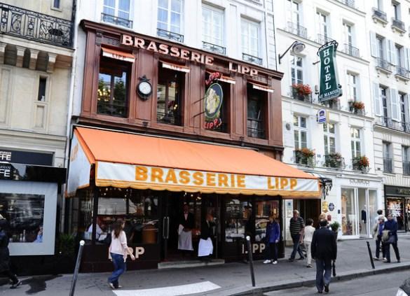 Brasserie Lipp  Restaurant Adres: 151 Boulevard Saint-Germain, 75006 Paris, Frankrijk Openingstijden: Vandaag geopend · 08:30–01:00 Telefoon: +33 1 45 48 53 91