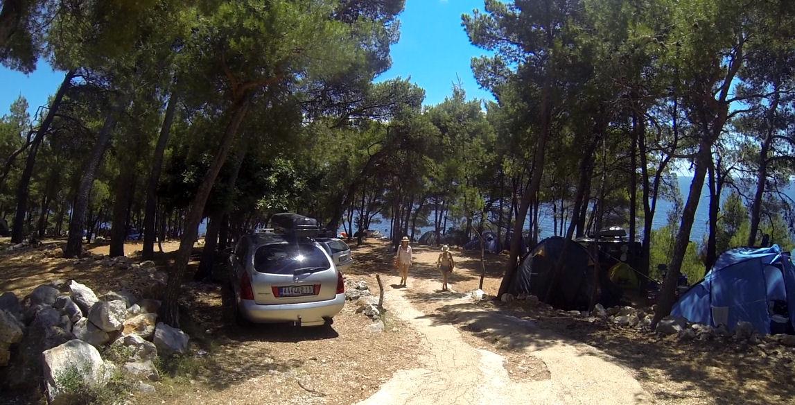 Chorwacja Camping Hvar Lili