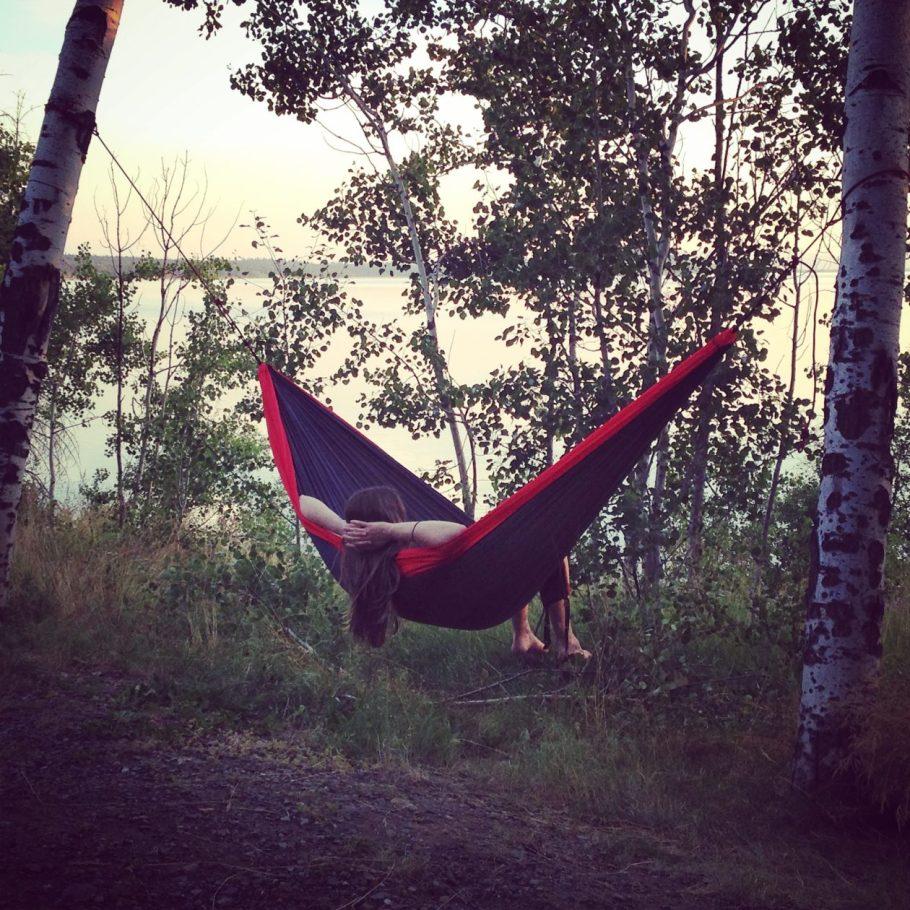 Green-Lake-Provincial-Park-hammock