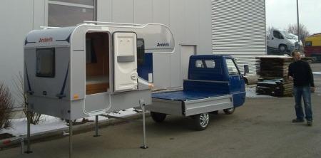 Piagio Dethleffs camper 3