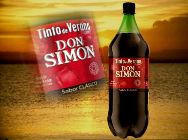 Tinto de Verano Don Simon