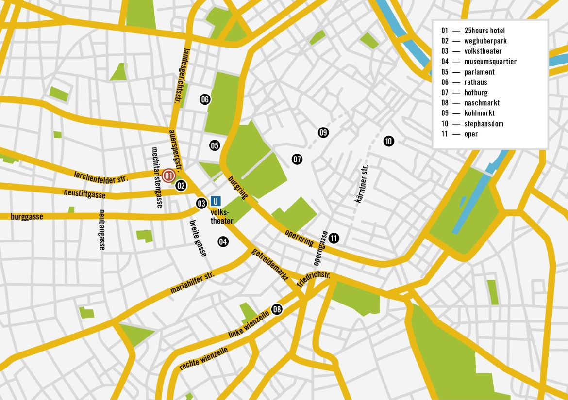 25hours_Hotel_Vienna_at_Museumsquartier-Local-Area-Map