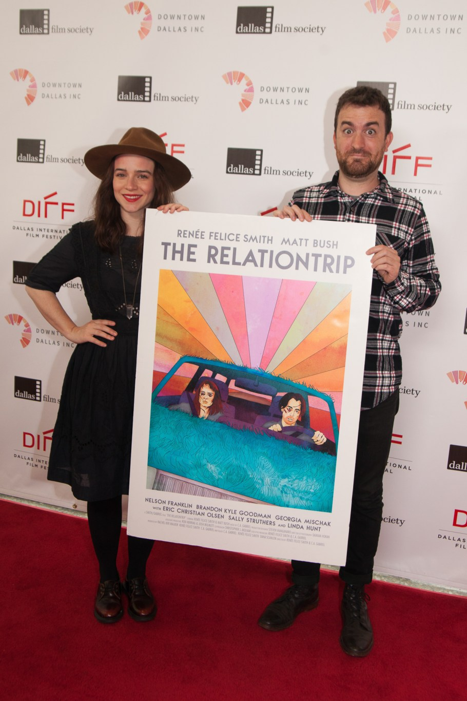 Renee' Felice Smith - Director, C. A. Gabriel - Director,  THE RELATIONSHIP