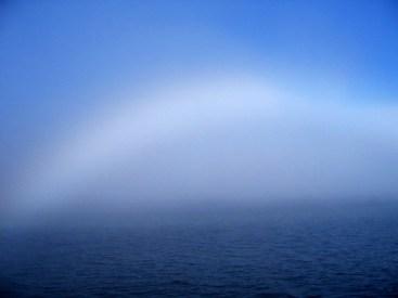 Halo, Spitzbergen Foto: Klausbernd Vollmar