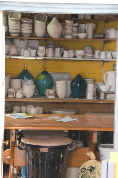 Cley next the Sea - The Pottery