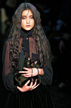 Witch Fashion With Familiars Toffeemouth Irish Fashion