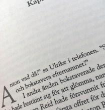 Det finns en Ulrike i boken som inte är helt... snövit.