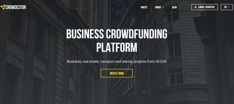 Crowdestor is my favorite Crowdlending platform