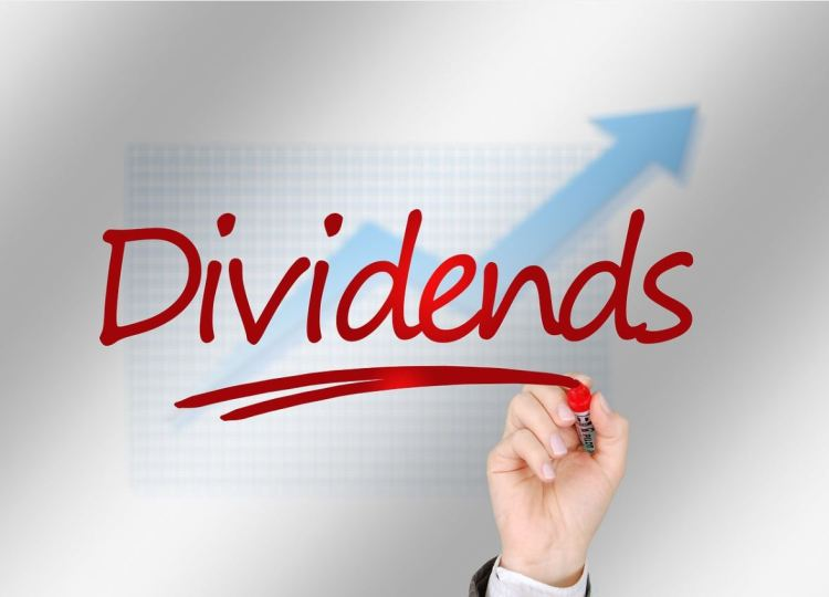 Dividend strategy is based on regular income