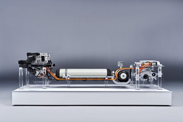 Os SUVs da BMW terão uma motorização hidrogénio/eléctrica 2