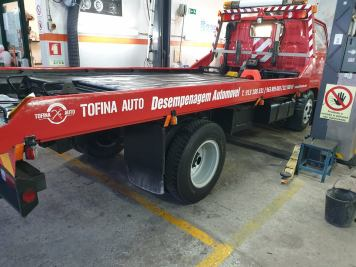 Usado - Pronto Socorro Toyota 04