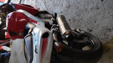 Moto Usada Yamaha Thunderace 1997 - 6