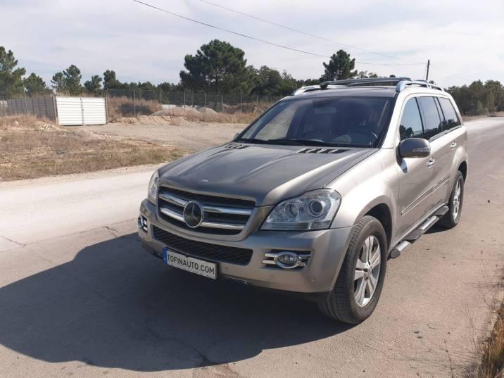 Usado Mercedes GL 320 CDI 2007 - 10