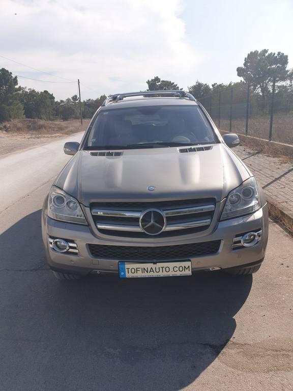 Usado Mercedes GL 320 CDI 2007 - 11