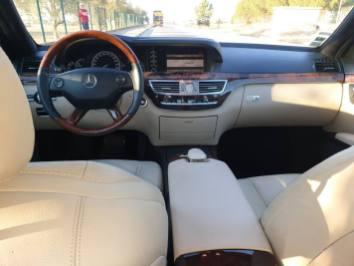 Usado Mercedes S 320 CDI 2007 - 10