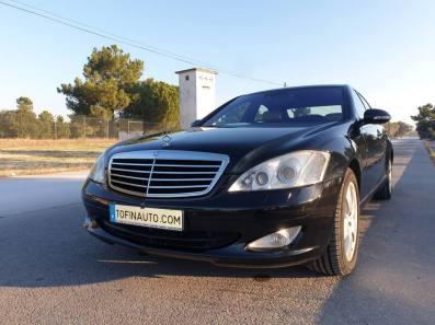 Usado Mercedes S 320 CDI 2007 - 19
