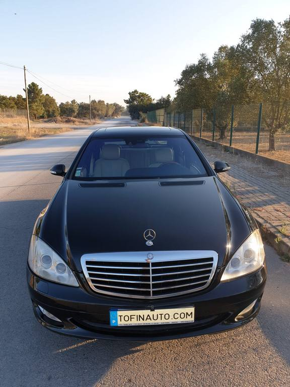 Usado Mercedes S 320 CDI 2007 - 21