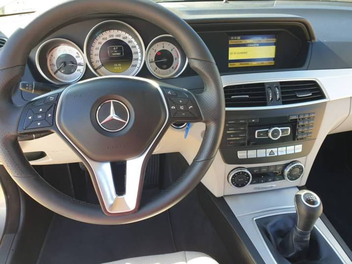 Usado Mercedes C200 Avangarde 2012 - 4