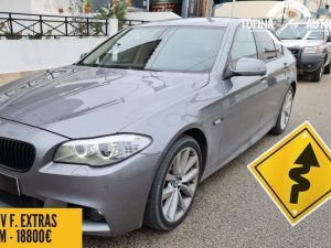 BMW 530D de 2010 – Full Extras