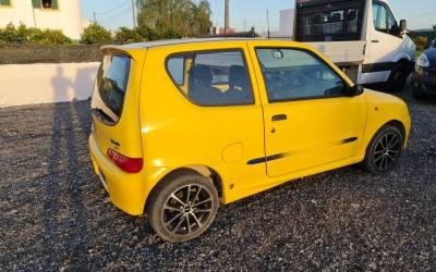 Fiat Seicento Abarth de 1999
