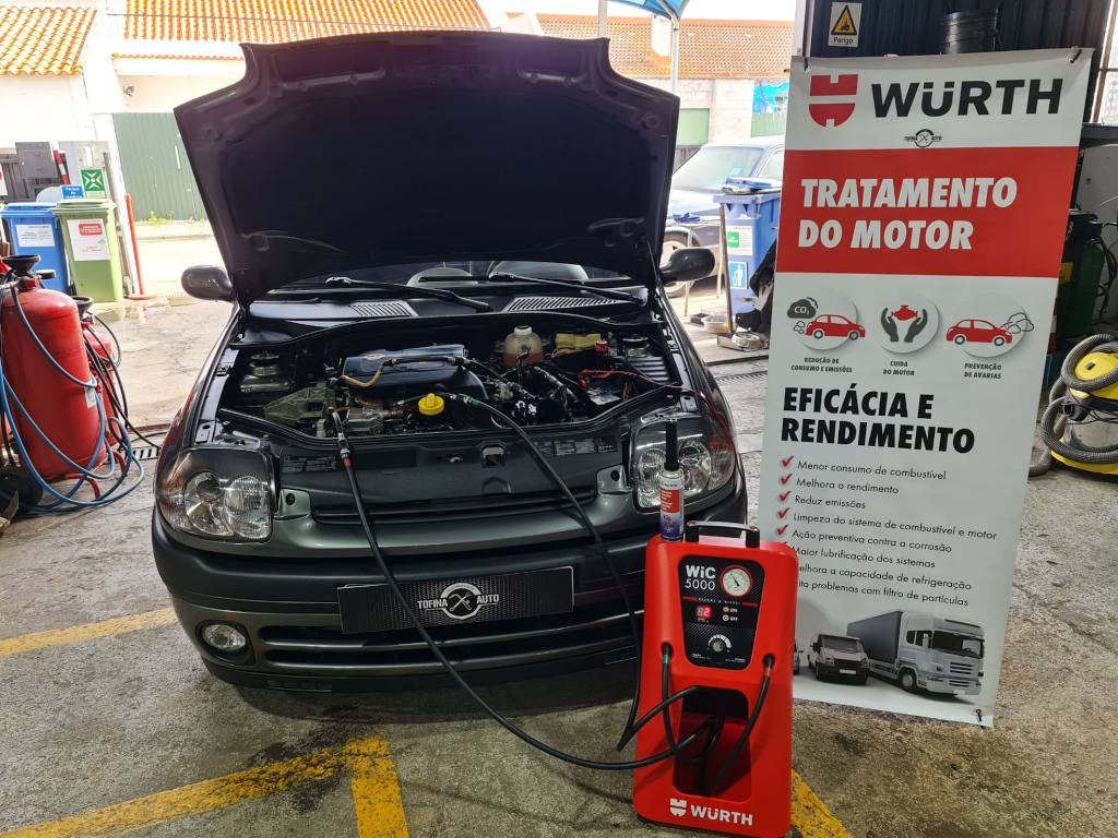Limpeza de injetores diesel e gasolina 2