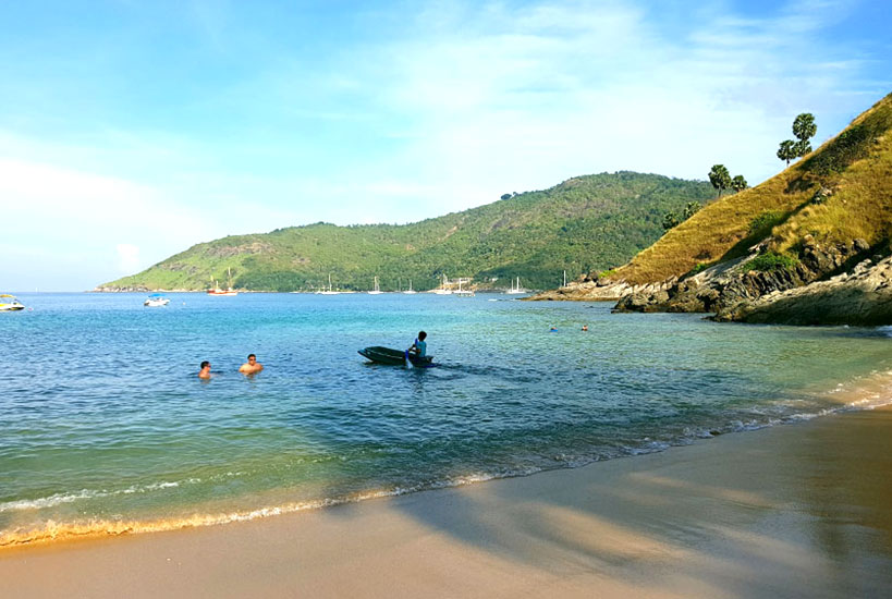 Ya Nui Beach - A Piece Of Heaven In Rawai, Phuket | Tofobo Family
