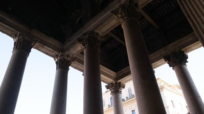 You can't help but stare up in awe at the largest unreinforced concrete dome ever built. One of the city`s best-preserved ancient monuments (which is saying something), the Pantheon was originally built as a temple to dedicate the classical gods, but - as most things in Rome - was later consecrated as a Christian Church.
