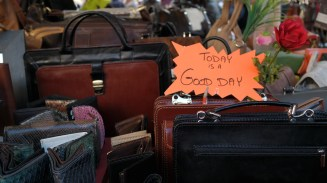 Leather Bags, Rome