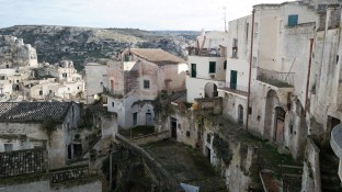 One of the oldest human settlements in the world, Matera is a city of caves, carved into the side of mountains found in the Italian Puglia region.