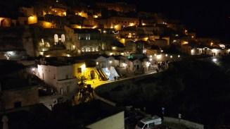 Matera, Italy by Night