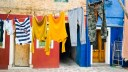 Everything in Burano seems to be a work of art.