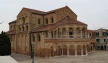 The Murano Duomo (Cathedral) is definitely worth a look inside!