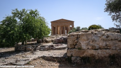 The Valley of the Temples, Sicily | tofollowarrows.wordpress.com
