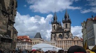 Prauge Old Town Square