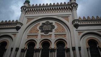Prague-Synagog
