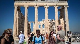 Davide & the ruins