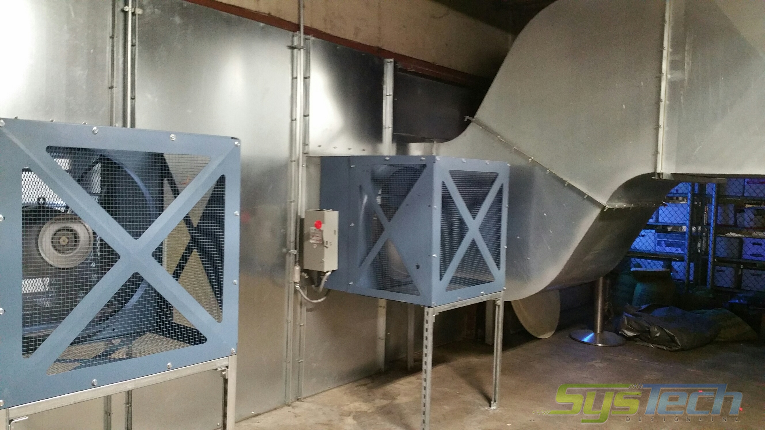 axial fans wall fans roof