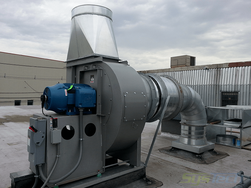 ventilation systems dust collection