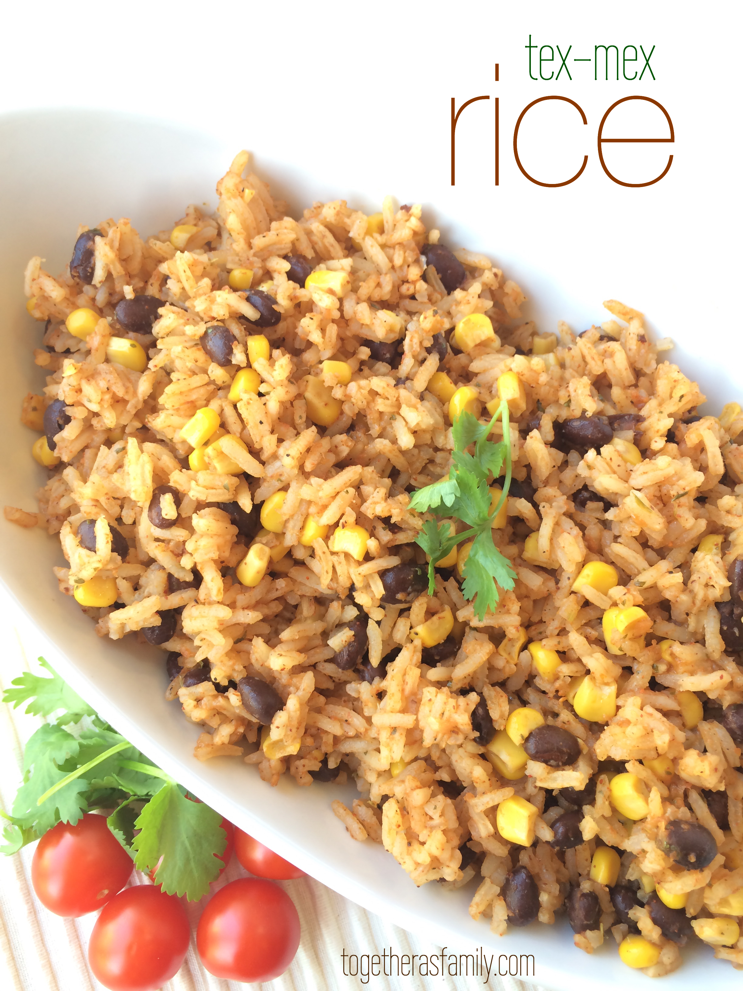 TexMex Rice and Beans recommendations