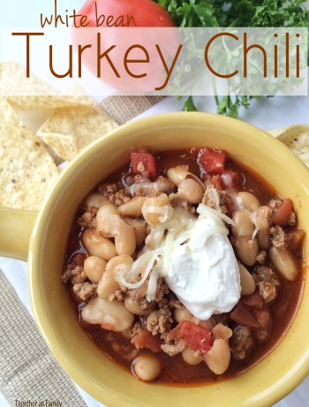 Easy Cheesy Taco Soup - Together as Family