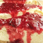 Perfect Cheesecake | How to Make a Cheesecake | Cheesecake Recipe | All the tips & tricks for how to make a cheesecake! Perfectly cooked, no cracks, and not too sweet. You can make your own perfect cheesecake right at home that's so impressive, with my tips and helpful hints. #dessert #dessertrecipe #cheesecake #cheesecakerecipe #raspberrycheesecake