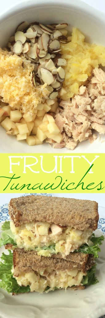Fruity Tunawiches | Together as Family