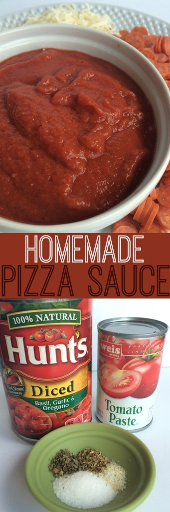 Homemade Pizza Sauce | Together as Family