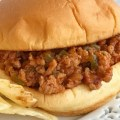 Crock Pot Turkey Sloppy Joes | Slow Cooker Sloppy Joes | Recipes with ground turkey | Sloppy Joes | Together as Family #slowcookerrecipes #crockpotrecipes #sloppyjoes