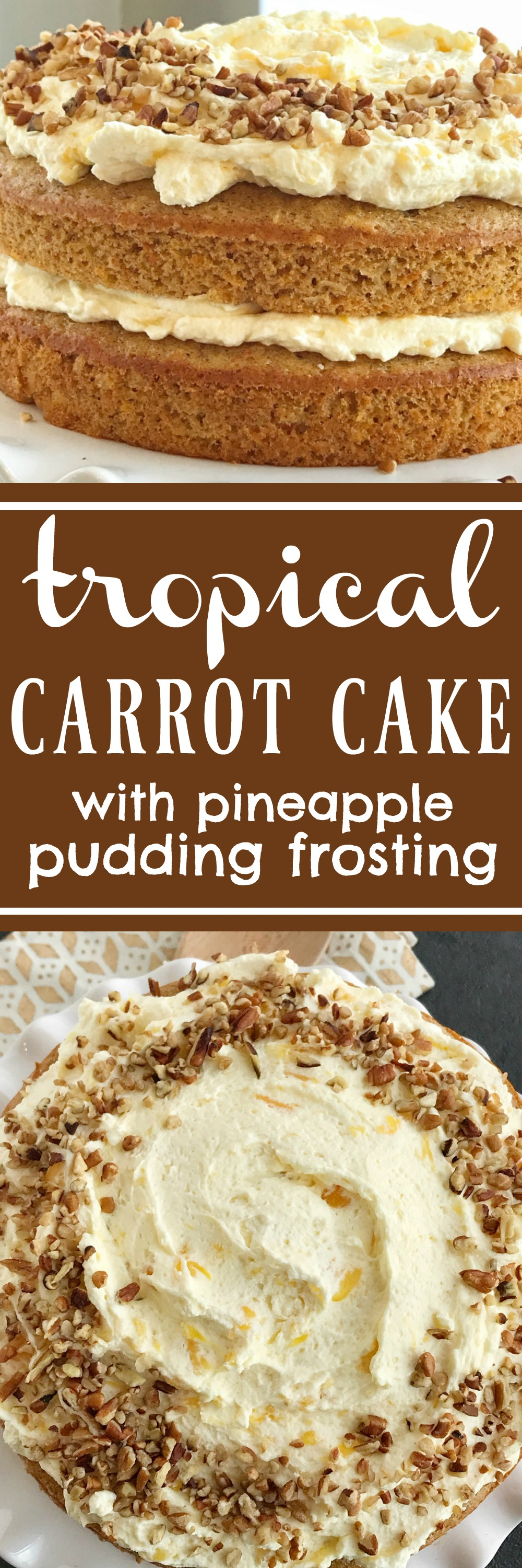 Best Traditional Carrot Cake Recipe