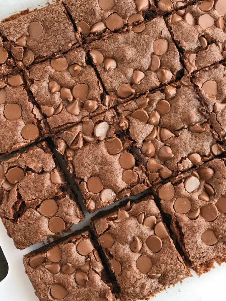 Brownies Recipe Without Chocolate Chips