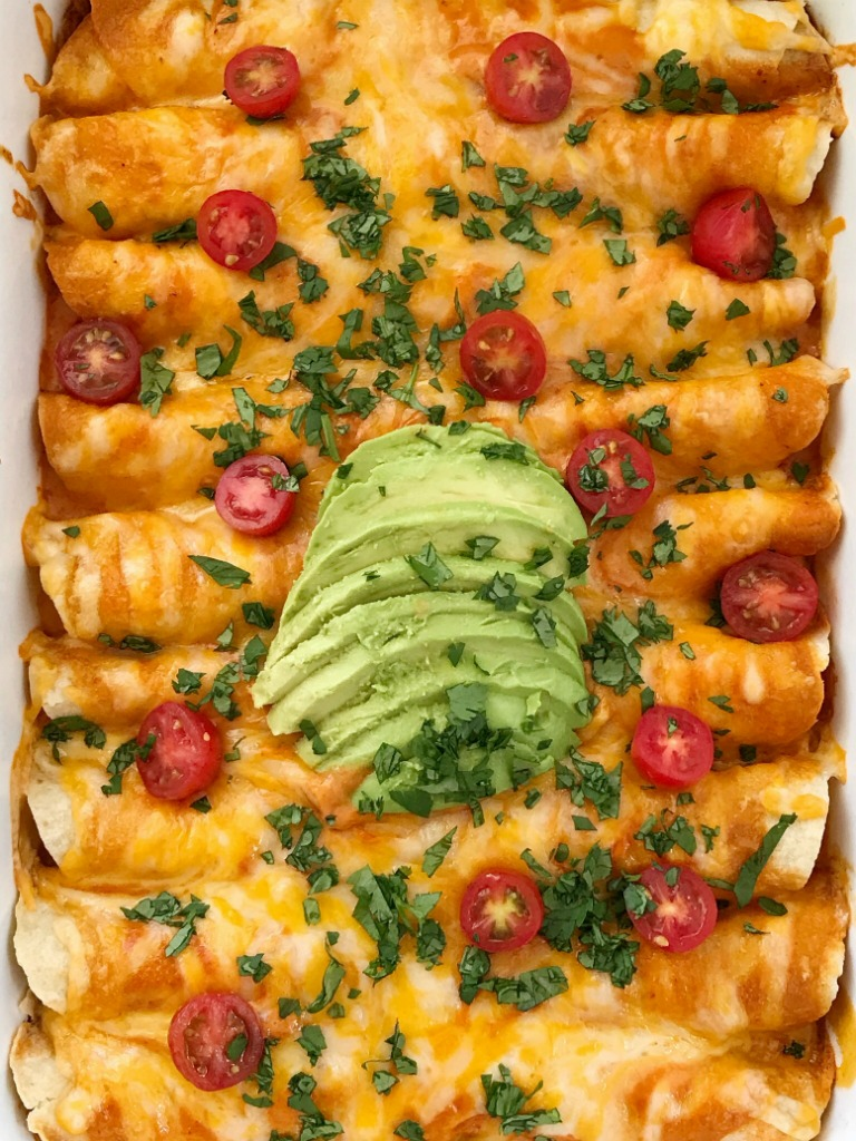 Cream Cheese Chicken Enchiladas | Chicken Enchiladas | Dinner Recipe | 30 Minute Dinner | Quick and Easy Chicken Enchiladas with cream cheese! Easy family dinner that everyone loves. #dinner #dinnerrecipe #chicken #enchiladas #mexicanfood #easyrecipe #recipeoftheday